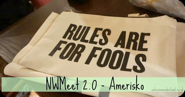 nwmeet 2.0 liverpool blogger event amerisko