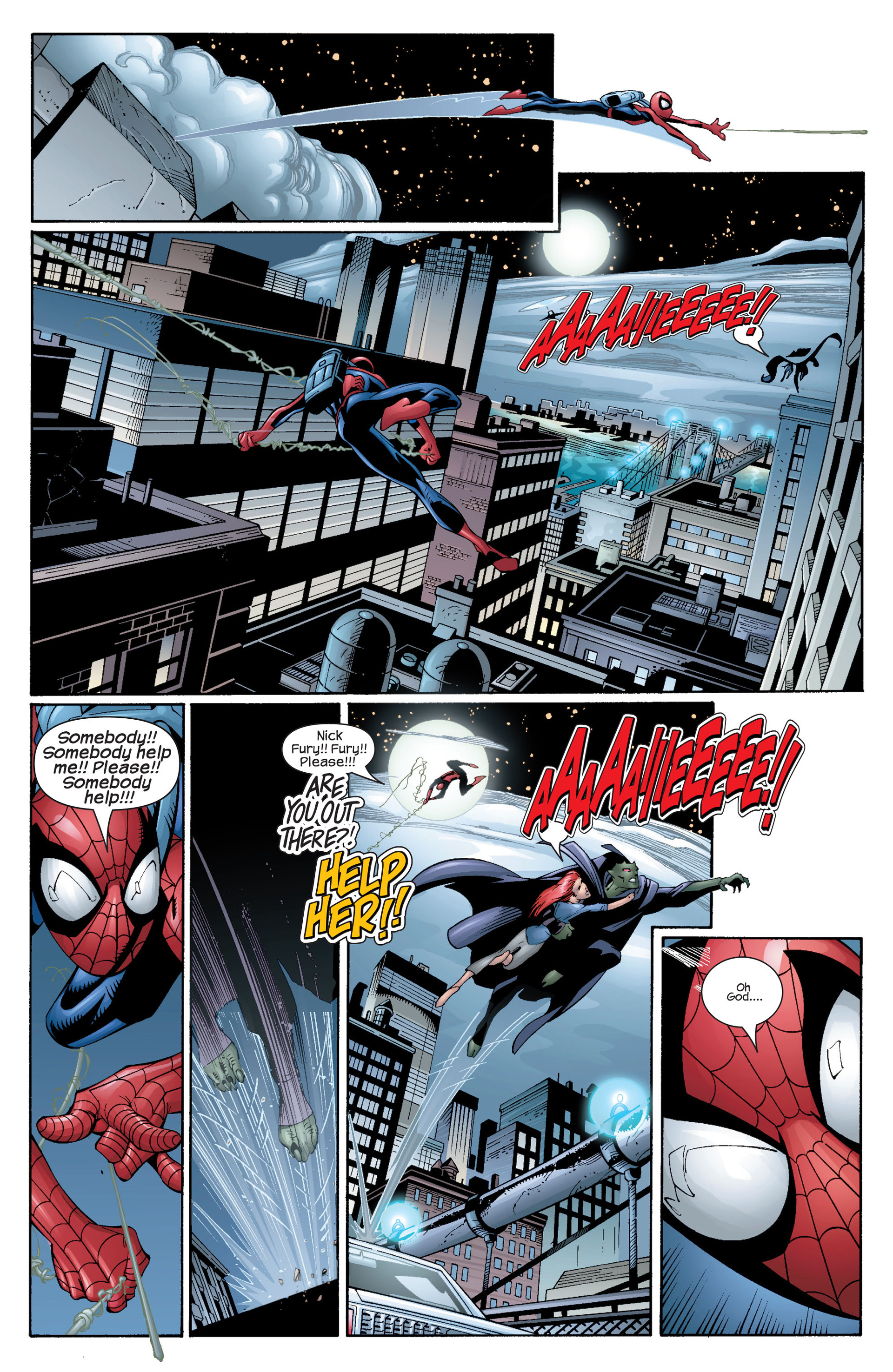 Read online Ultimate Spider-Man (2000) comic -  Issue #25 - 15