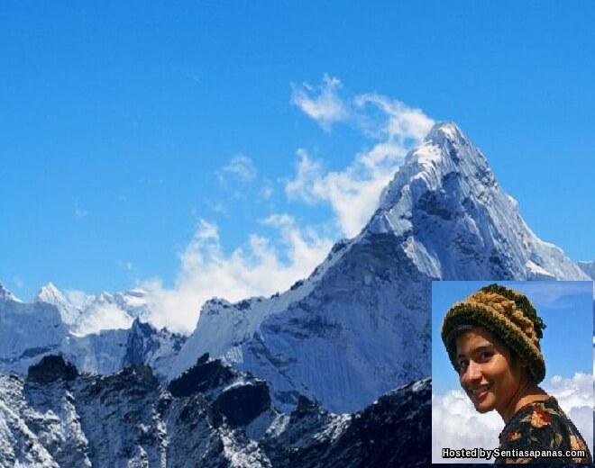 Shivangi Pathak Wanita Termuda Tawan Puncak Gunung Everest