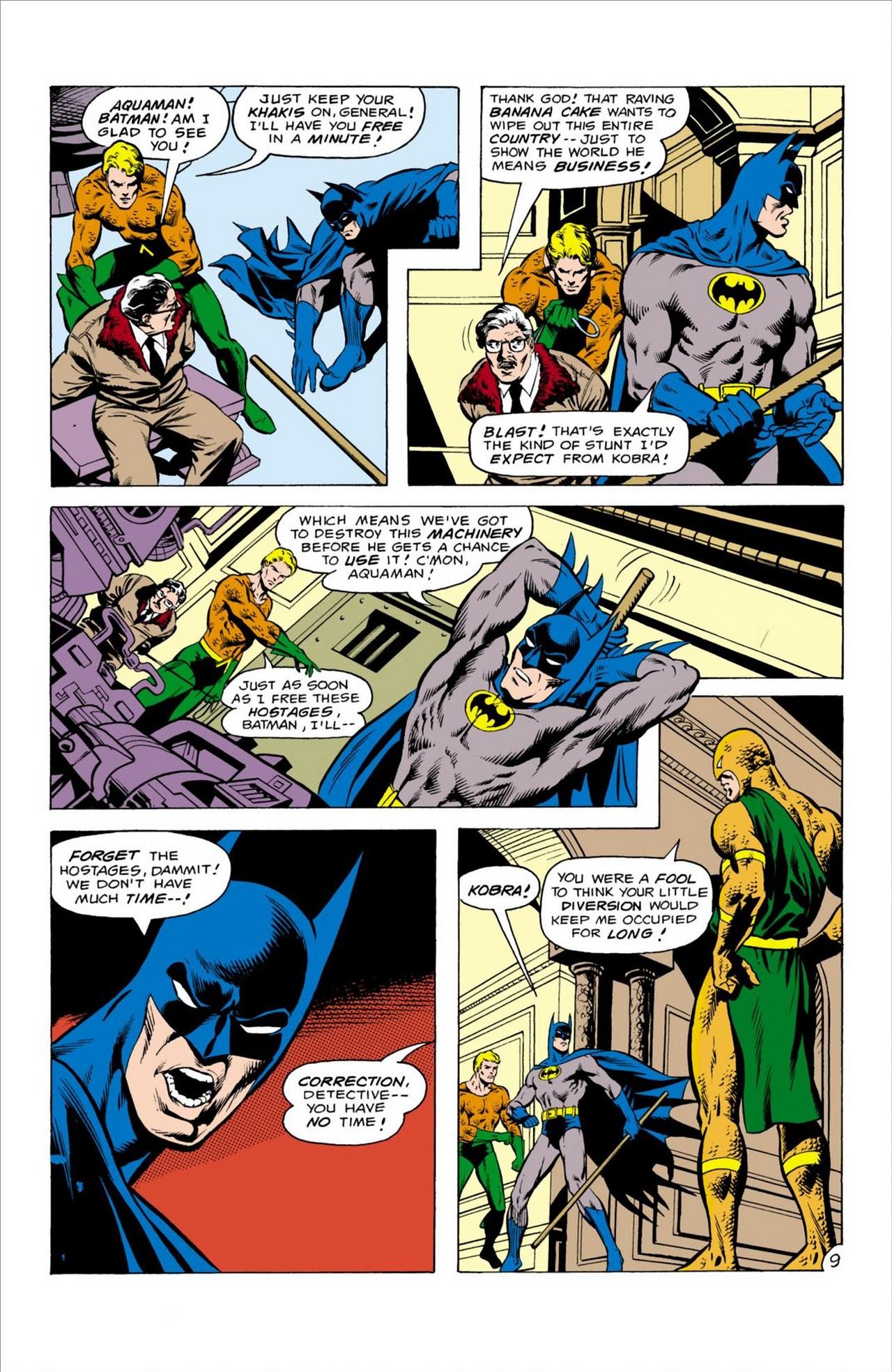 Read online Aquaman (1962) comic -  Issue #61 - 10