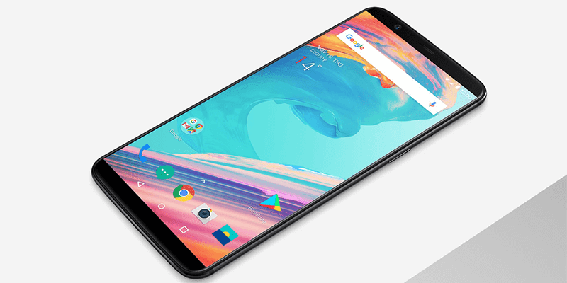 OnePlus 5T w/ 6.01 FullView screen and improved lowlight cameras now official!