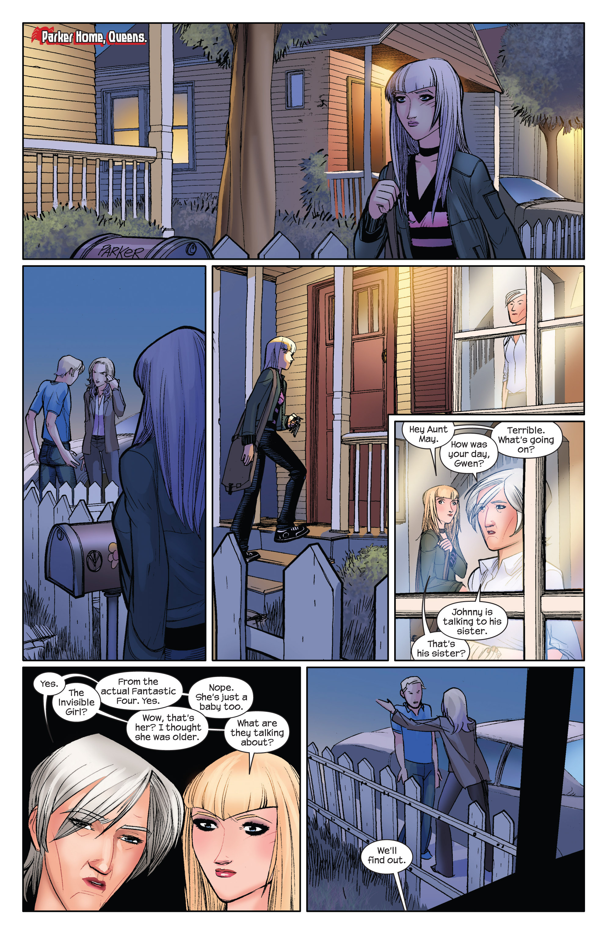 Read online Ultimate Spider-Man (2009) comic -  Issue #3 - 18