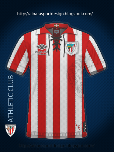 Ainara Kit Design  Athletic Club (España) fe39b8c068982