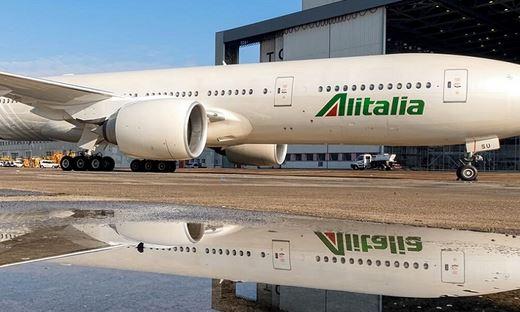 Alitalia: stop ai voli su Reggio Calabria