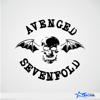 AVENGED SEVENFOLD Logo Vector cdr Download