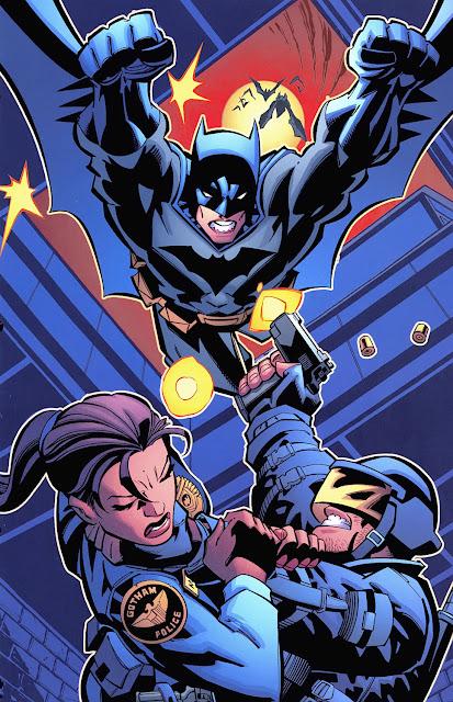 scott mcdaniel batman bad cop