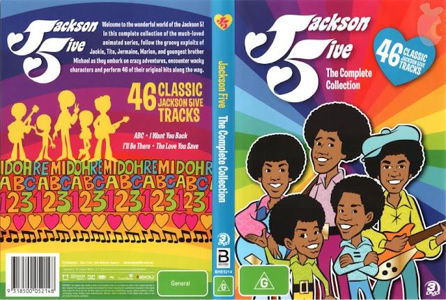 Resultado de imagem para jackson five desenho