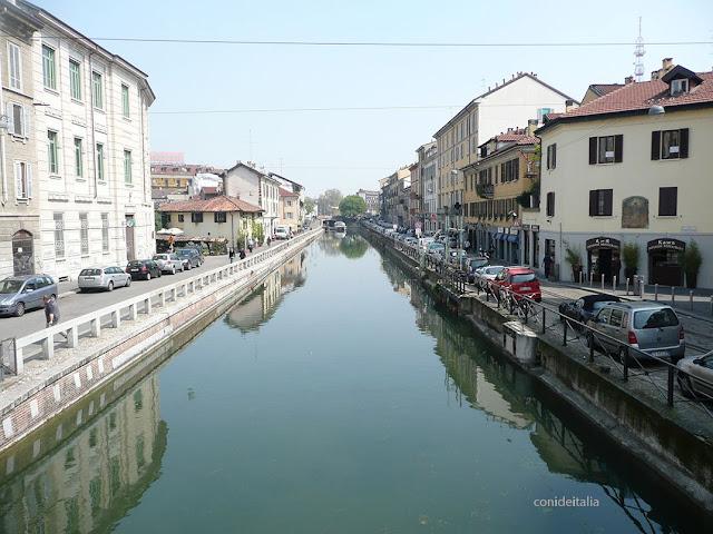 Navigli de Milán
