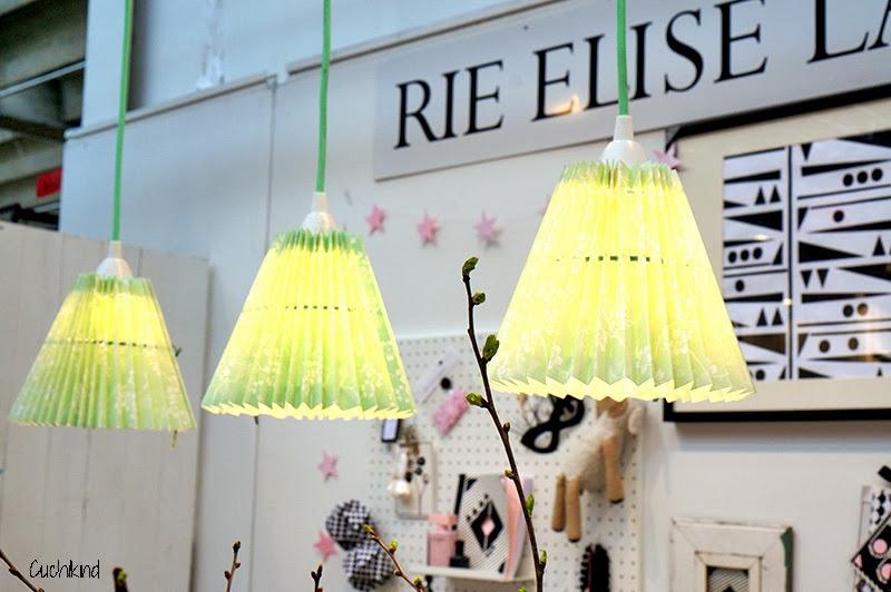 Rie Elise Ambiente 2014