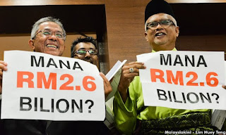 Image result for najib rm2.6billion