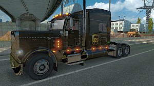 UPS Peterbilt 389 skin