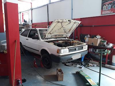Volkswagen Gol CL 1.6 1990