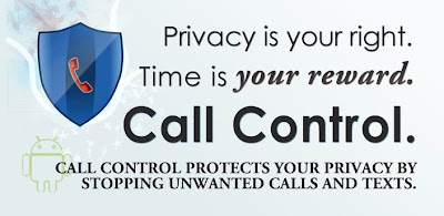 Call control-Call blocker