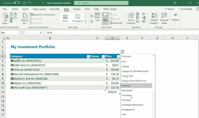Pantau Stok Saham Real-Time di Excel? Bisa!
