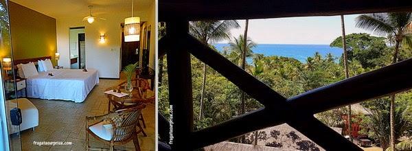Hospedagem em Itacaré - apartamento do Itacaré Eco Residence, Praia de São José