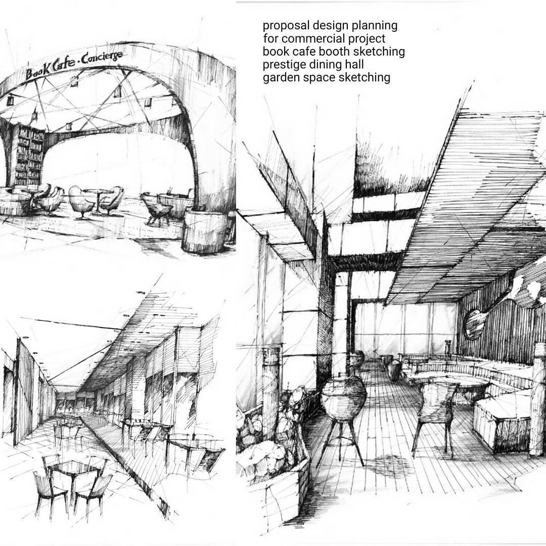 05-Park-Kwang-Hee-Architectural-Sketches-Interior-Exterior-Old-and-New-www-designstack-co