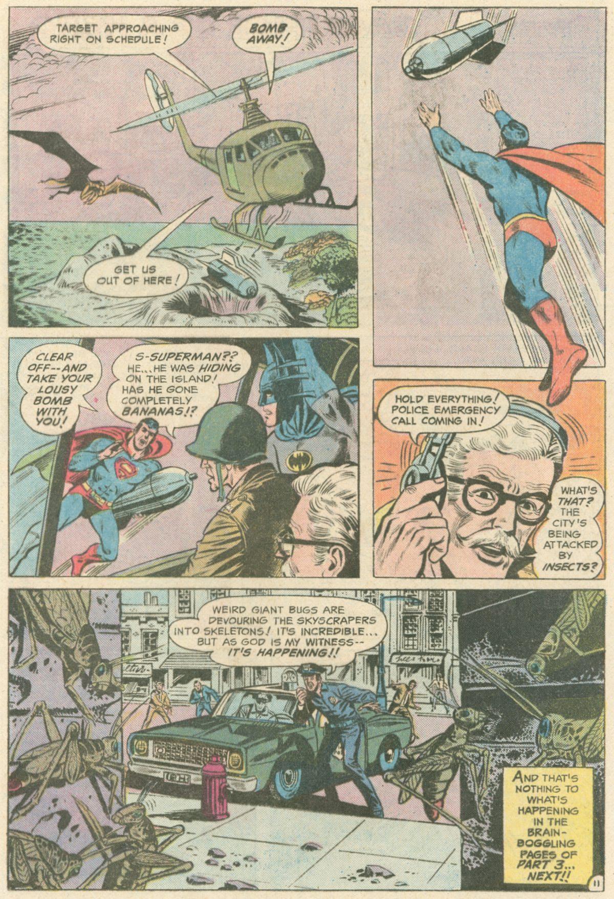Read online World's Finest Comics comic -  Issue #237 - 21