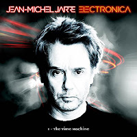 Jean-Michel Jarre - Electronica 1 - The Time Machine (2015) / source : Amazon.com
