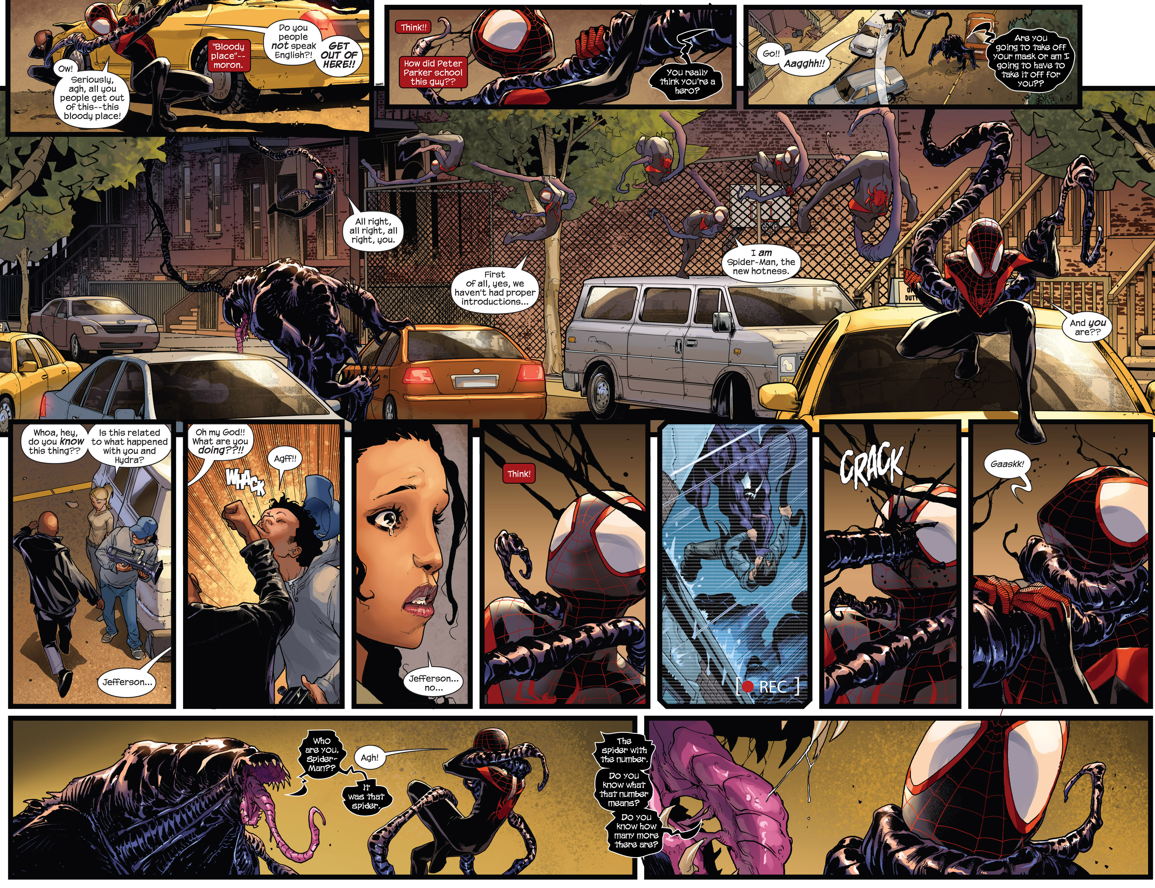 Read online Ultimate Comics Spider-Man (2011) comic -  Issue #20 - 9