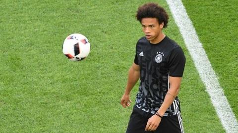 Sane là một cầu thủ trẻ tài năng của Đức