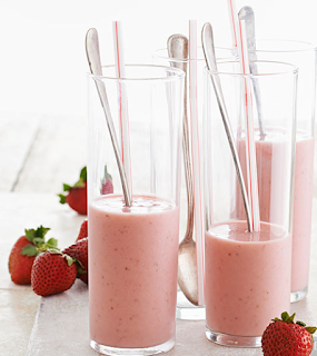 Pink Power Smoothies