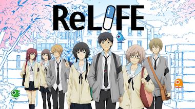 ReLIFE: Kanketsu-hen 04/04 [Sub-Español][MEGA-MF-GD][HD-FullHD]