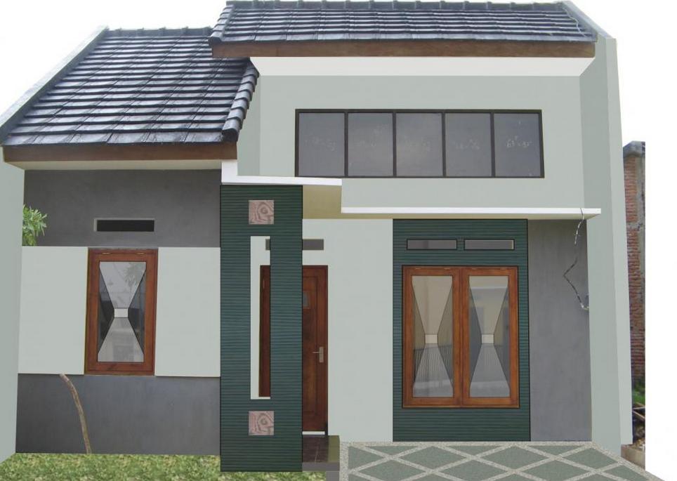 Desain Rumah Minimalis Type 36 Terbaru 2016