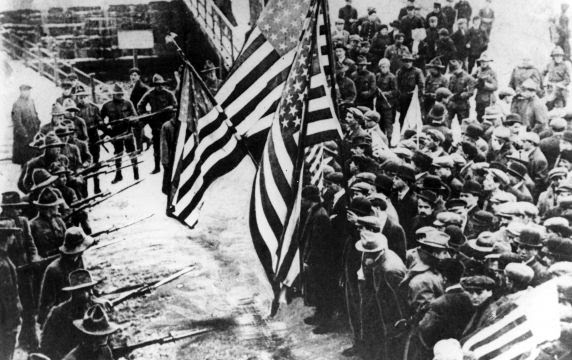 Bread and Roses Strike 1912
