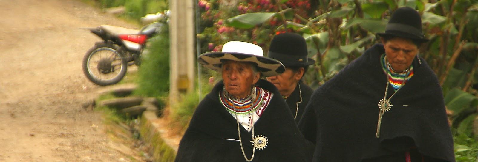 VIAJES BARATOS POR ECUADOR: Saraguro (Viaje a Loja y sus