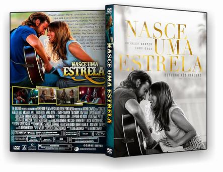 Nasce uma Estrela 2019 DVD-R