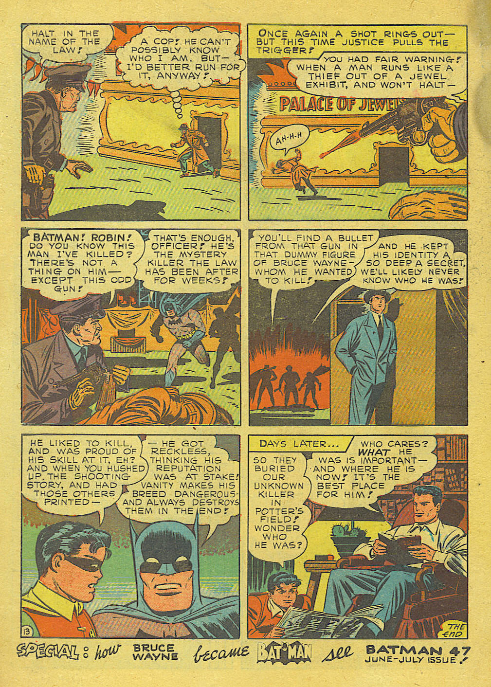 Read online World's Finest Comics comic -  Issue #34 - 74