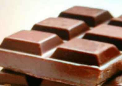 dark chocolate nutrition information