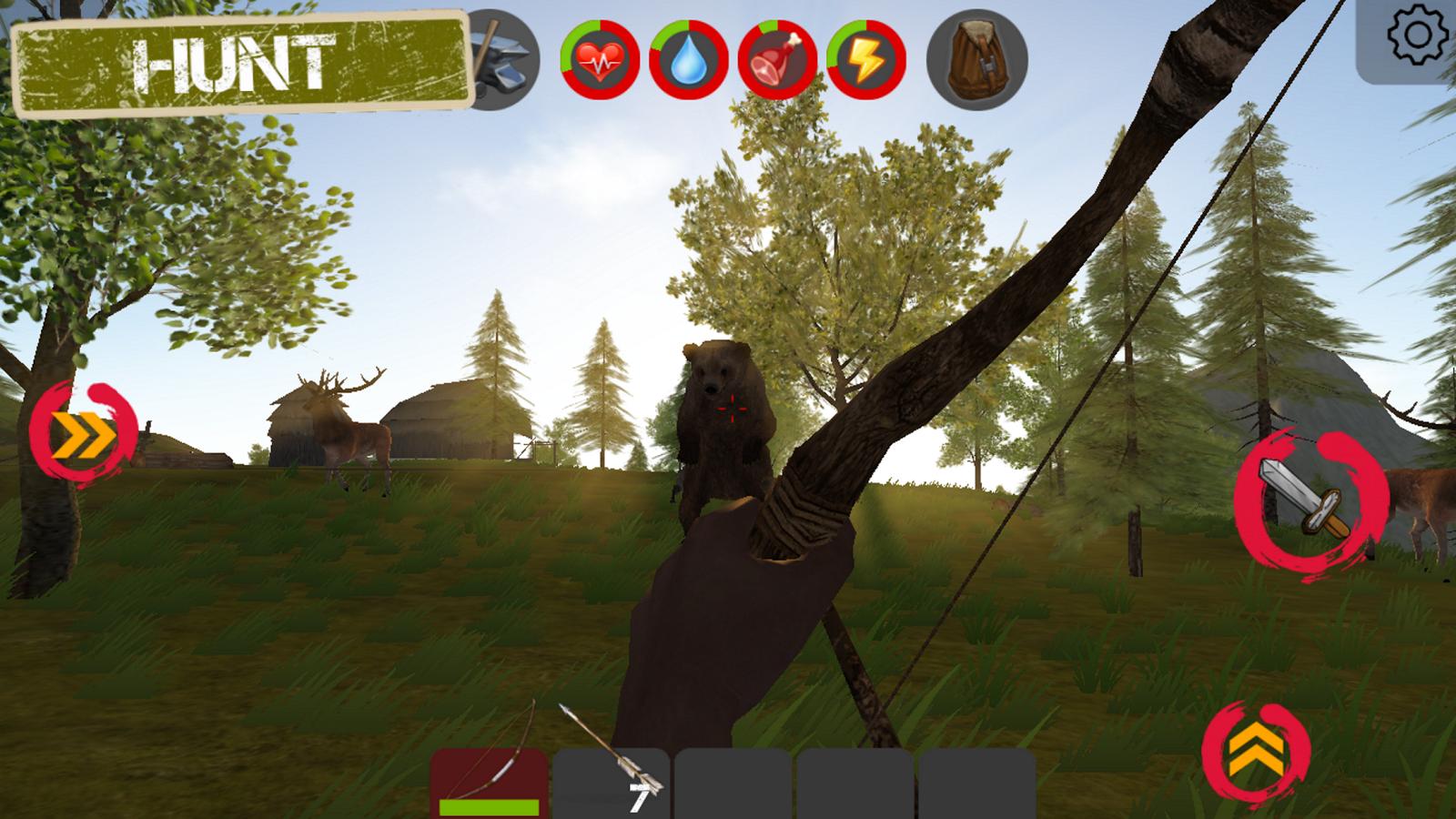 Last Survivor Survival Craft Island 3D MOD APK