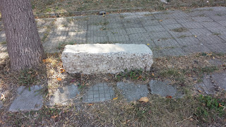 Mysterious, Block, Cement, Yambol,