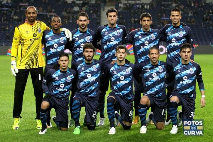 F.C.Porto 3 - União da Madeira 1. Jogo entretido c111e81b6009e