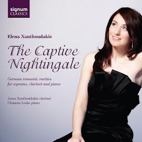 The Captive Nightingale - Elena Xanthoudakis - Signum