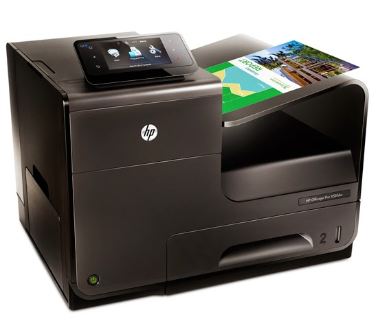 Download Driver HP Officejet Pro X551DW