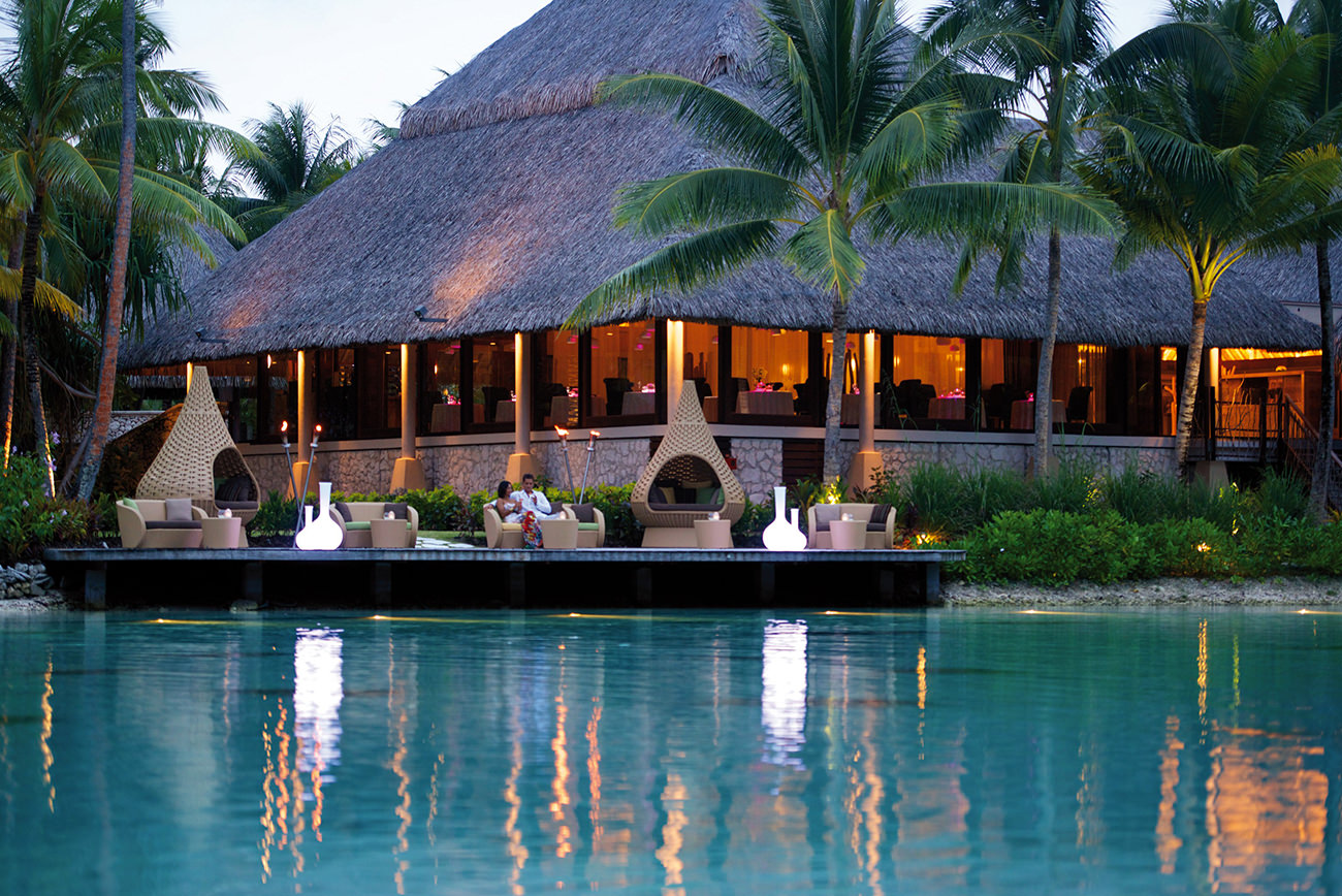 Passion For Luxury : The InterContinental Bora Bora Resort ...