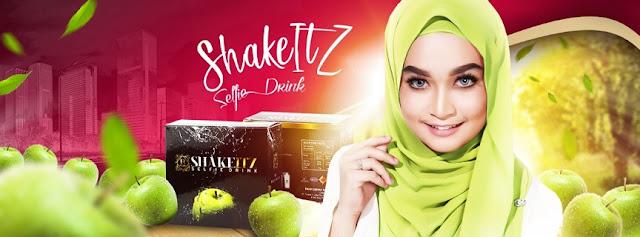 ShakeITZ Selfie Drink
