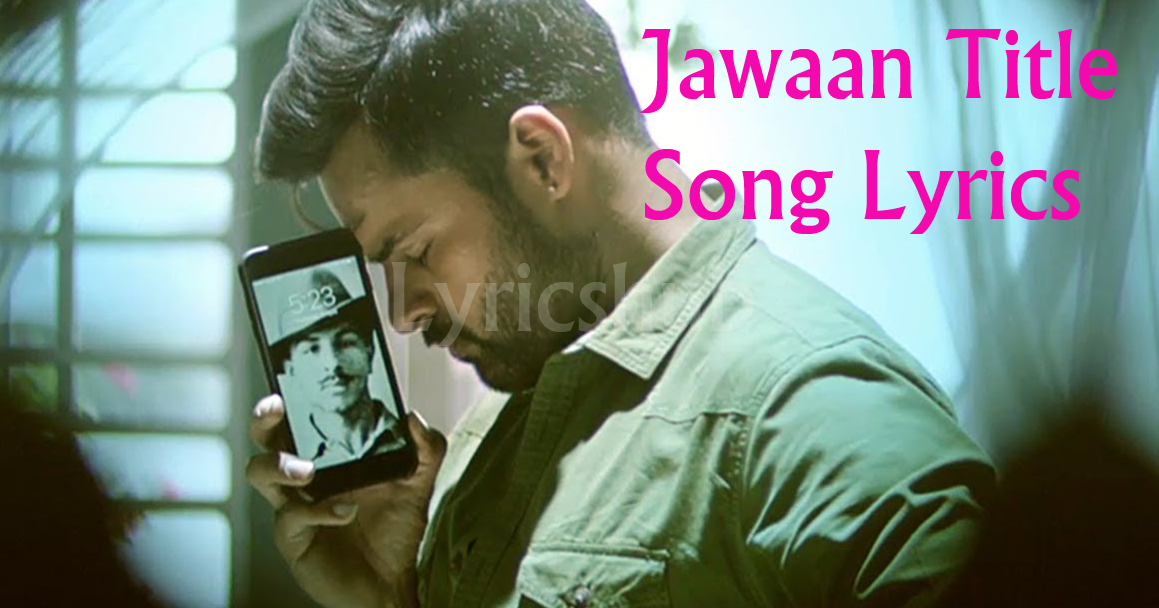 Lyric song title by lyrics : Lyrics Hub: Lyricshub: Sai Dharam Tej- Jawaan Title Song Lyrics ...