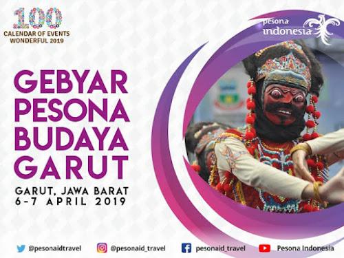 Gebyar Pesona Garut 6-7 April 2019