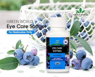 Harga Eye Care Softgel Green World Murah