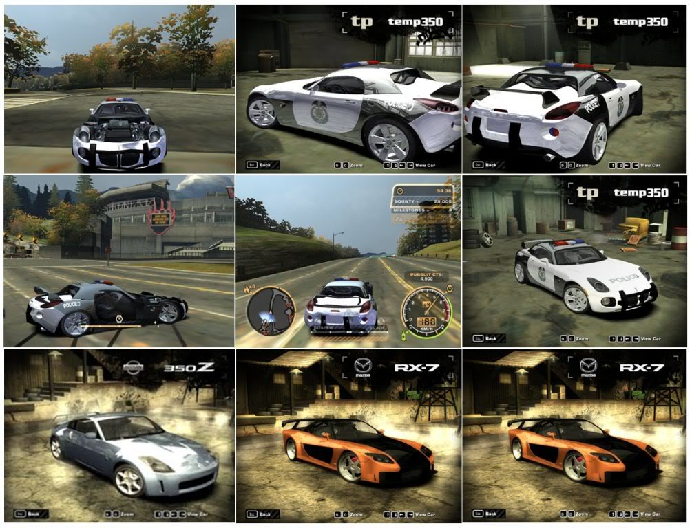 ALL PC Games Full Version Free Download: Need For Speed-Most Wanted Black Edition PC Full Free ...