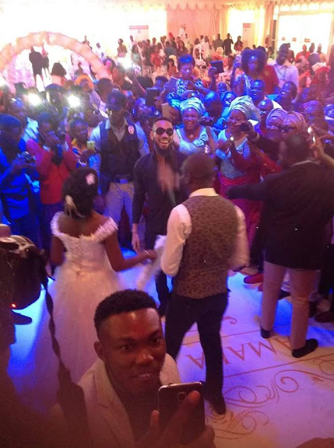 Popular Internet Marketer Ronald Ikenna Nzimora Weds His Soulmate Chocolatey Akunne Today