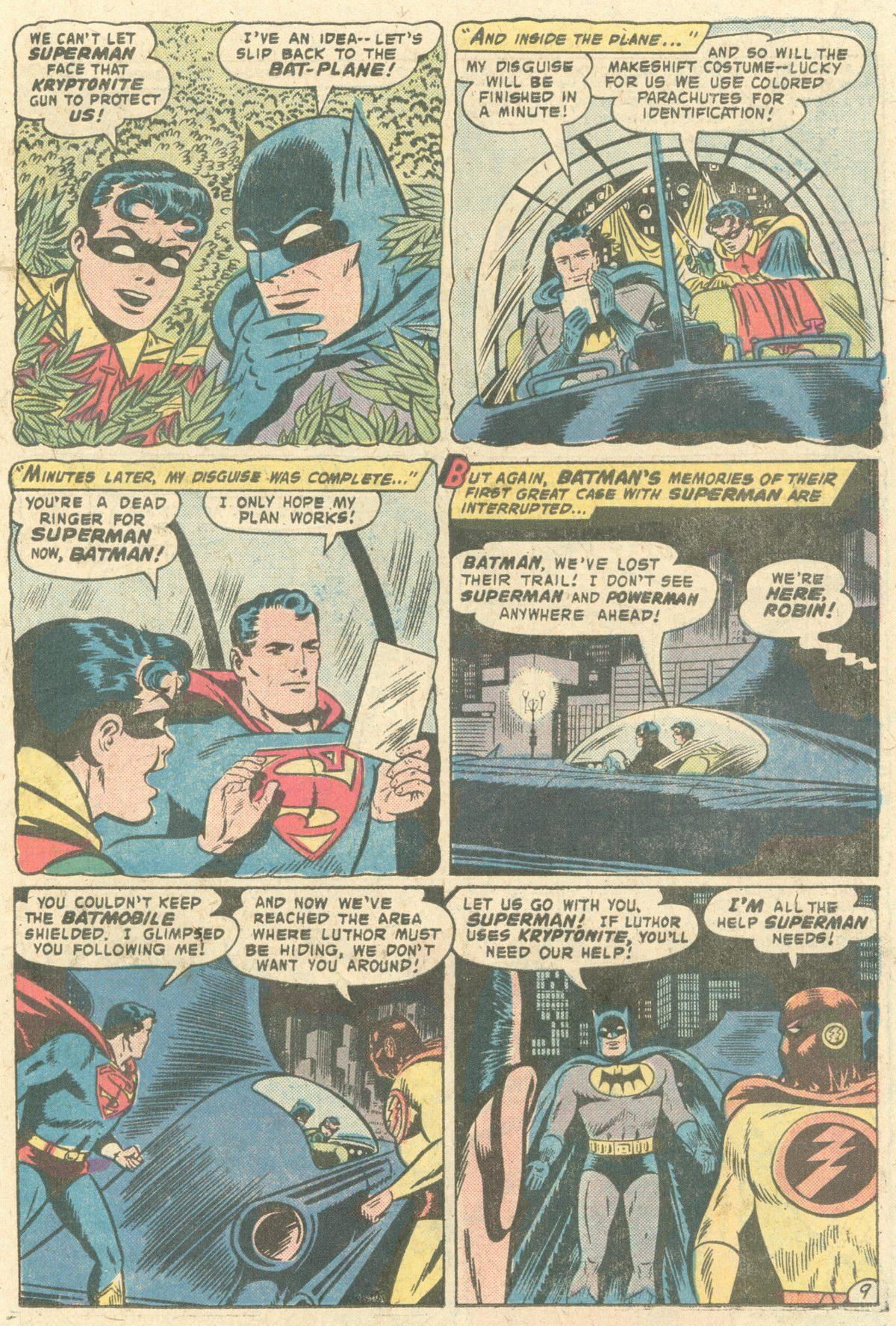 Read online World's Finest Comics comic -  Issue #229 - 15