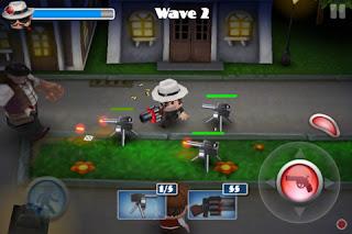 game bắn súng mafia rush