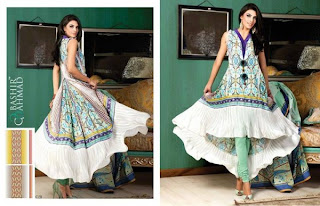 Bashir Ahmed New Classic lawn 2013 volume 2