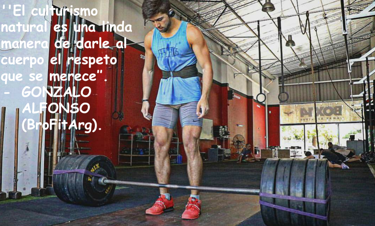 Fitness evolutivo qu significa ser culturista natural for Que significa gym
