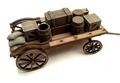 4Ground Ox Wagon