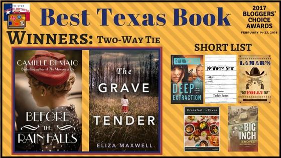 Best Texas Book